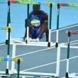 Rio 2016: Jeffrey Julmis si atteggia alla Usain Bolt