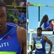 Rio 2016: Jeffrey Julmis si atteggia alla Usain Bolt10