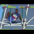 Rio 2016: Jeffrey Julmis si atteggia alla Usain Bolt9