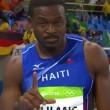 Rio 2016: Jeffrey Julmis si atteggia alla Usain Bolt8