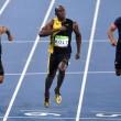 YOUTUBE Rio 2016, Usain Bolt re dei 100 metri per la terza volta consecutiva