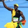 YOUTUBE Rio 2016, Usain Bolt re dei 100 metri per la terza volta consecutiva 11