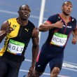 YOUTUBE Rio 2016, Usain Bolt re dei 100 metri per la terza volta consecutiva 10