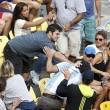 Rio 2016, rissa tra tifosi: interrotto incontro di tennis4