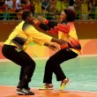 Rio 2016. Teresa Almeida, atleta da 98 kg