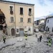 Terremoto Amatrice, bambino sotto le macerie trovato morto