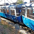 Trieste, scontro frontale fra tram otto feriti