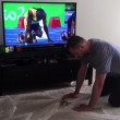Usain Bolt contro cubo di Rubik: chi vince3