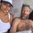 Vincent Cassel a Ibiza con Tina Kunakey, la sua nuova fiamma FOTO6