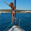 Vincent Cassel a Ibiza con Tina Kunakey, la sua nuova fiamma FOTO10