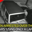 Jeep e Dodge rubate in 6 minuti... grazie al laptop5