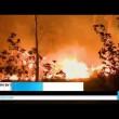 YOUTUBE Marsiglia, incendio distrugge 2700 ettari nell'entroterra3