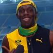 "Rio 2016, Usain Bolt canta ""One Love"" di Bob Marley4"