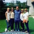 Frank de Boer, FOTO bellissime figlie neo allenatore Inter3