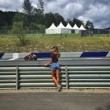 Belen Rodriguez in Austria per tifare Iannone FOTO22