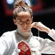"""Rio 2016, Elisa Di Francisca: """"Mia figlia? Lo giuro, la chiamerò Z..."""""""