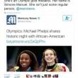 """giornale Usa omette nome e scrive: """"Afroamericana9"""