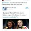 """giornale Usa omette nome e scrive: """"Afroamericana8"""