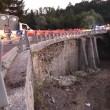 Amatrice isolata: Ponte a Tre Occhi chiuso dopo ultima scossa terremoto5