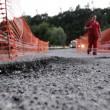 Amatrice isolata: Ponte a Tre Occhi chiuso dopo ultima scossa terremoto4