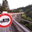 Amatrice isolata: Ponte a Tre Occhi chiuso dopo ultima scossa terremoto2