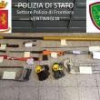 """Ventimiglia, sequestrati ai No Borders armi e """"artigli di Wolverine"""" FOTO 5"""