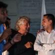 """Beppe Grillo: """"Raggi avanti ma vigileremo8"""