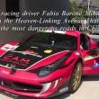 Cina, 99 tornanti a picco sul vuoto con la Ferrari