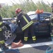 Civitanova, schianto in autostrada muore coppia coniugi. Grave figlia di 6 mesi4