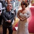 Coppia di nani sposi: si sono conosciuti sul set di Biancaneve3