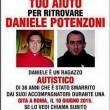 Daniele Potenzoni, FOTO riaccende speranze. Autistico3