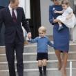 Kate Middleton e famiglia in Canada9