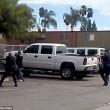 San Diego, polizia uccide nero malato di mente