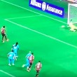 VIDEO - Mario Balotelli esordio con gol in Nizza-Marsiglia