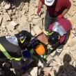 Terremoto: gatto Pietro vivo dopo 16 giorni sotto le macerie3