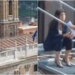 Virginia Raggi sul tetto del Campidoglio: FOTO su Twitter4