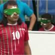 VIDEO Paralimpiadi: Gol (con dribbling) incredibile del non vedente