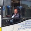 Napoli, cabine blindate sui bus come sugli aerei01