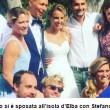 Tania Cagnotto e Stefano Parolin sposi