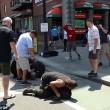 VIDEO YOUTUBE Il terribile attacco del pit bull al cucciolo di beagle 3