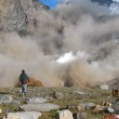 VIDEO YOUTUBE Valanga in India: intera montagna crolla a Zanskar 2