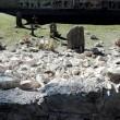 Terremoto 30 ottobre, a Castelsantangelo bare escono da loculi3