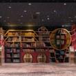 Cina, l'incredibile libreria a pareti circolari 210