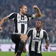 Juventus-Sampdoria 4-1. Video gol highlights, foto e pagelle. Chiellini doppietta