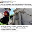 Terremoto, Adriano Pieretti perde casa e edicola e si uccide. Su Fb scriveva...