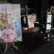 Isis, croci spezzata e statua della Madonna in frantumi nella chiesa di Bartella 4