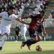 Cagliari-Fiorentina 3-5. Video gol highlights, foto e pagelle. Kalinic tripletta