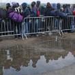 Calais, migranti sgomberati dalla Giungla dopo notte di scontri e tensioni con la polizia FOTO VIDEO 3
