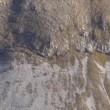 YOUTUBE Terremoto, frattura da centinaia di metri taglia il monte del Redentore 2
