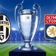 Lione-Juventus streaming e diretta tv, dove vederla
